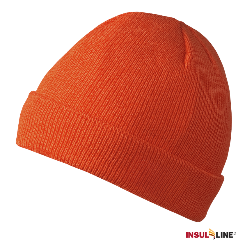 Lined Toque - 100% Acrylic Knit