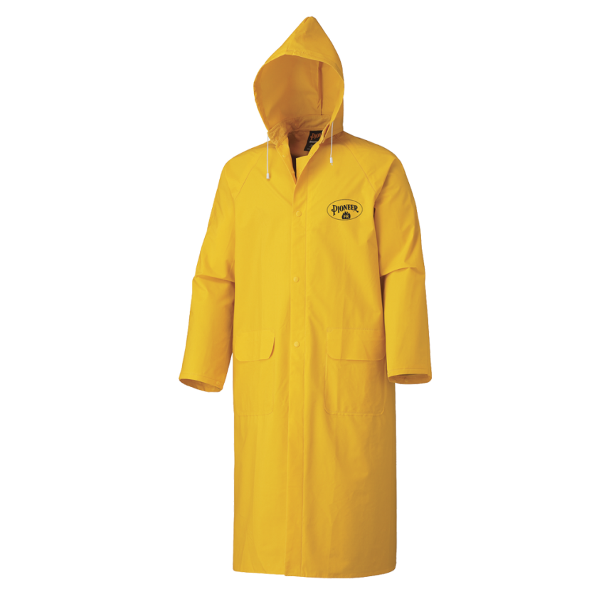 FR Waterproof Long Coat