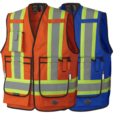 FR-TECH® FR/ARC RATED Surveyor's Sfty Vest