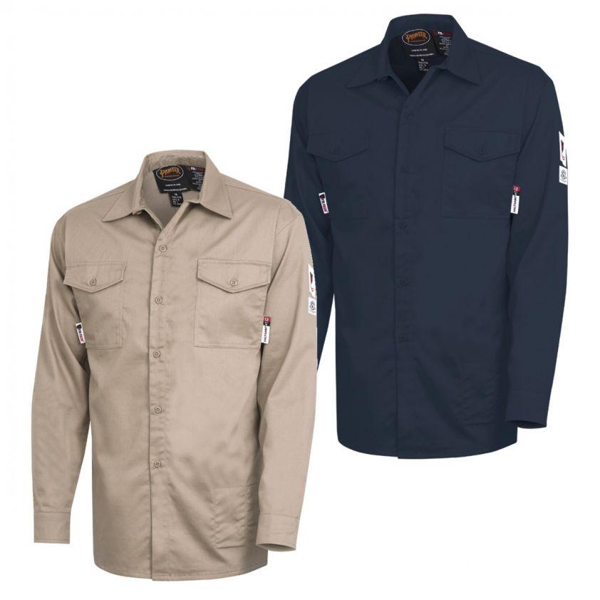FR-TECH® FR/ARC RATED 7 Oz Safety Shirt