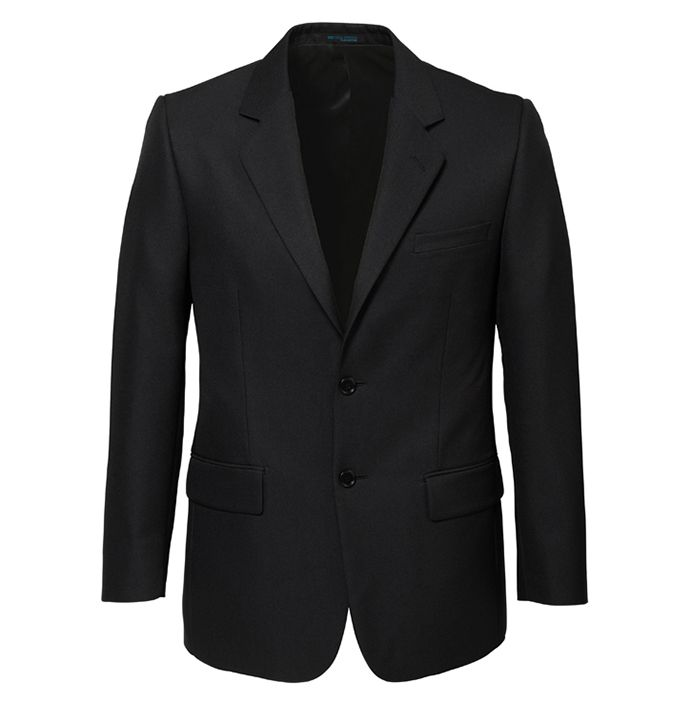 Men's Polyester 2 Button Jacket