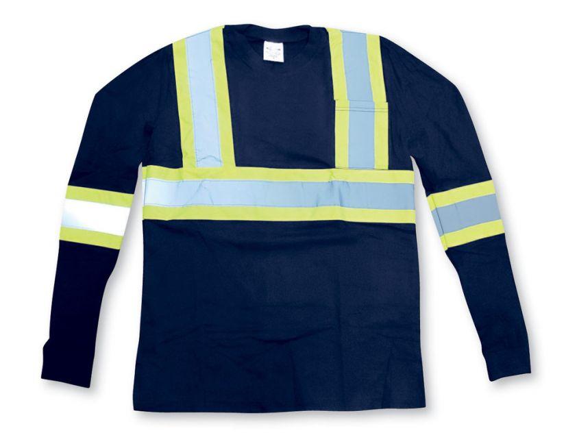 100% Cotton Traffic Safety Shirt