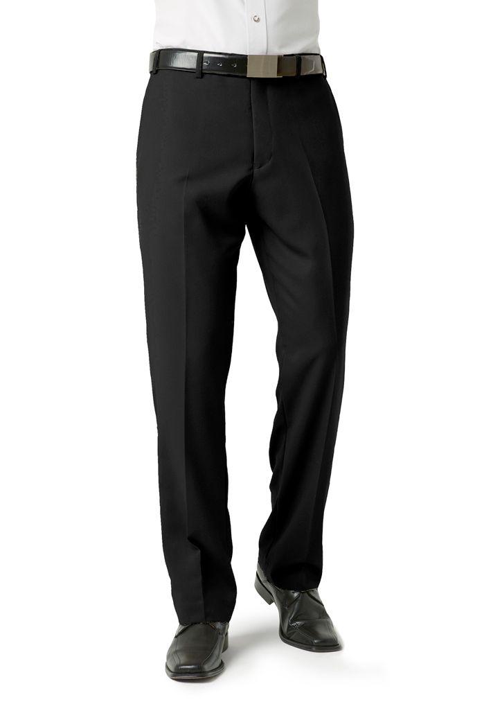 Men's Classic Flat Front Pant