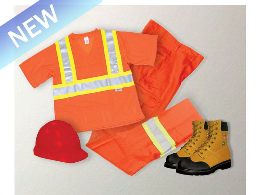 NEW BUNDLE FOR SAFETY WEAR