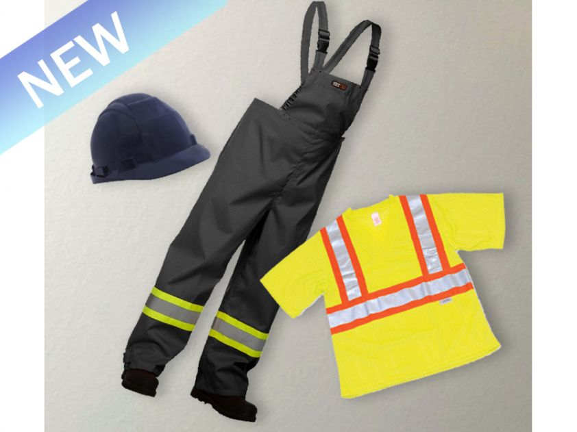 NEW BUNDLE FOR SAFETY WEAR - 2