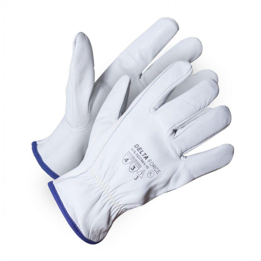 Delta Force Kevlar® Lined Goatskin Driver's Glove