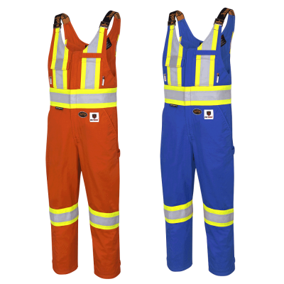 FR-TECH® FR/ARC RATED 7 OZ HV Safety Overalls