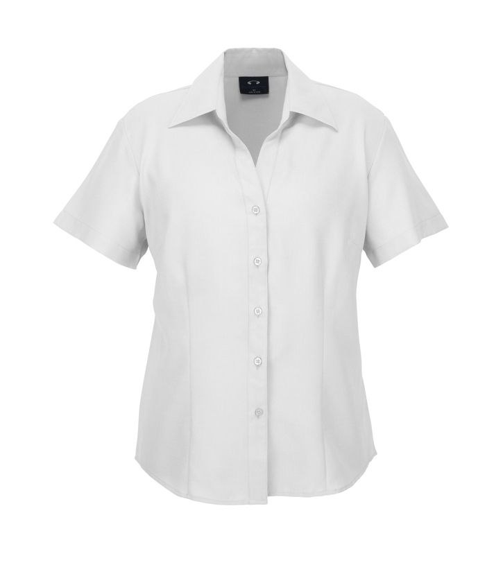 Ladies' Plain Oasis Short Sleeve Shirt