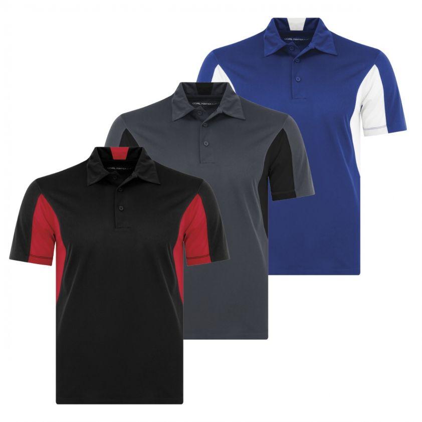 Coal Harbour® Snag Resistant Colour Block Sport Shirt