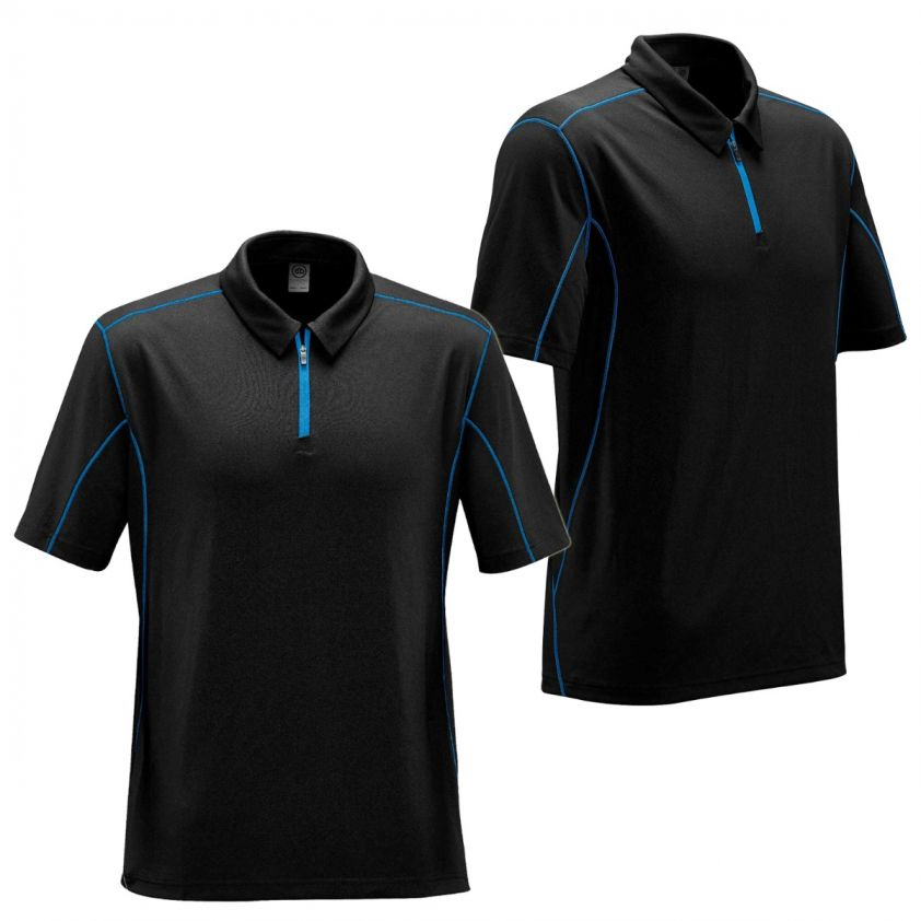 Stormtech Men's Pulse 1/4 Zip Polo