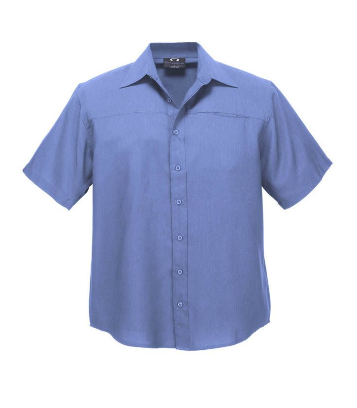 Men's Plain Oasis Short Sleeve Shirt