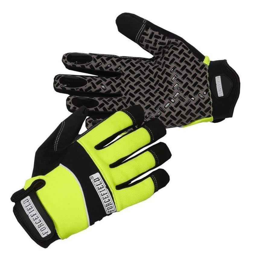 """Sticky Glove"" Mechanic's Glove with Silicone Tread Grip"