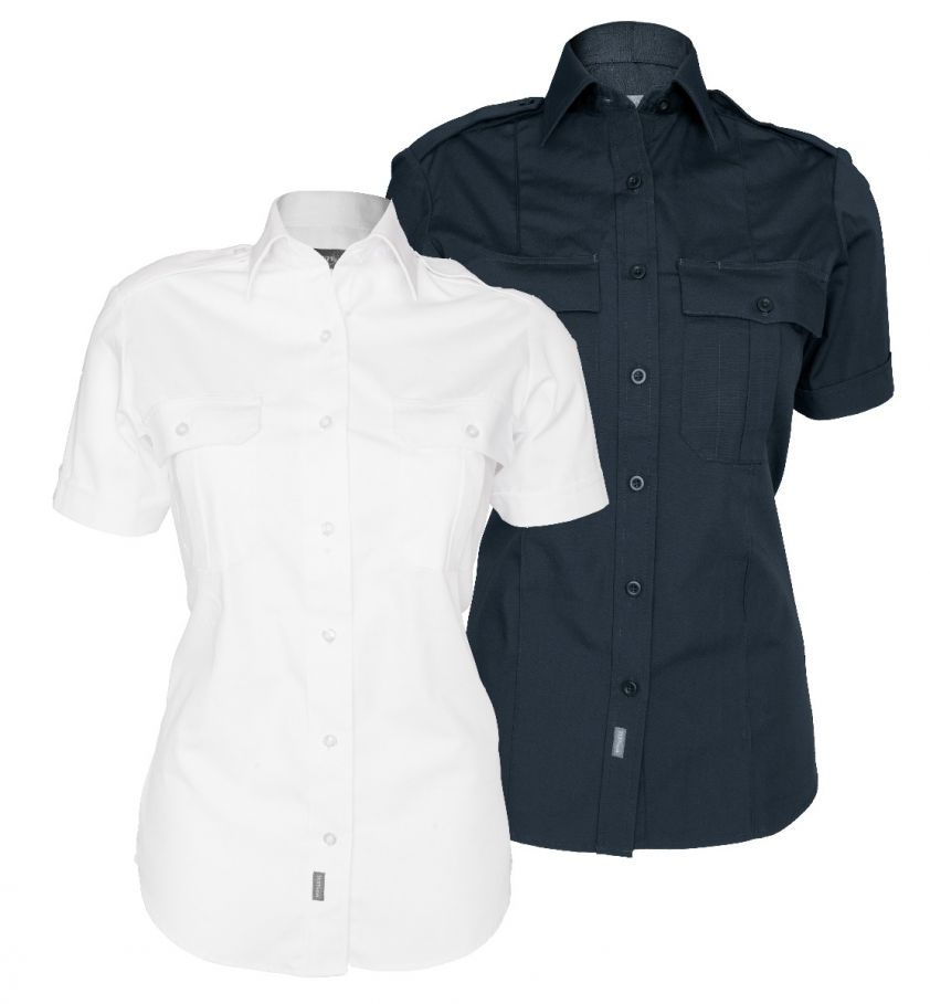 Tuffwear Ladies' Tactical Short Sleeve Shirt