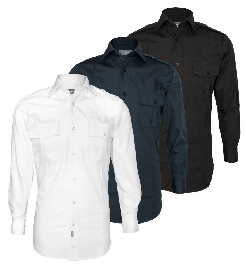 Tuffwear Men's Tactical Long Sleeve Shirt