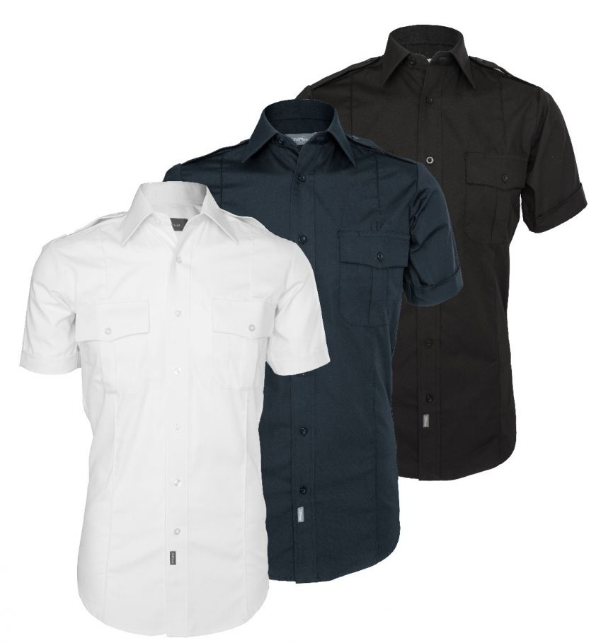 Tuffwear Men's Tactical Short Sleeve Shirt