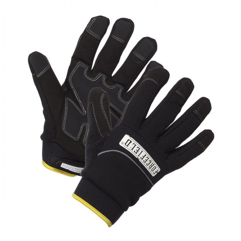 Waterproof Lined and Insulated Mechanic's Gloves