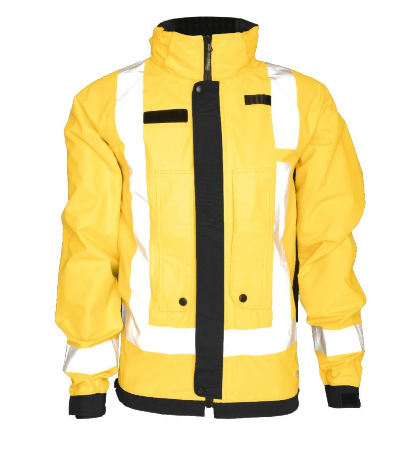 Tuffwear Waterproof Bike Patrol Jacket