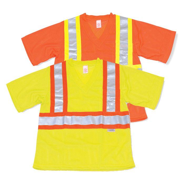 Mesh 100% Polyester T-Shirt