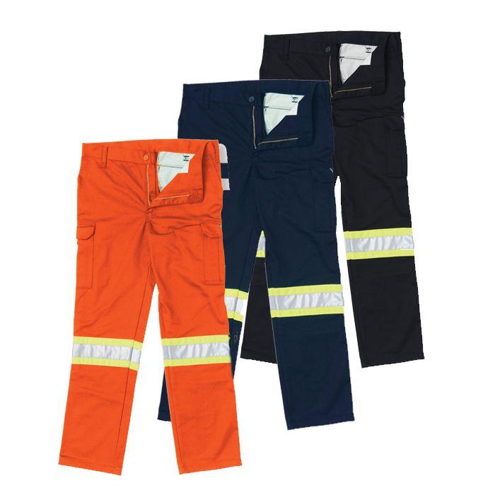 Polyester/Cotton Cargo Pant