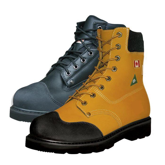 "Ultimate Steel Toe 8"" Work Boot"